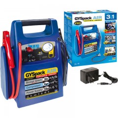 GYS akkumulátoros indító GYSPACK AIR