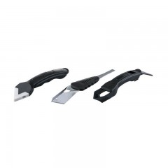 Lev szilikon eltávolító kés, applikátor készlet, 3 részes