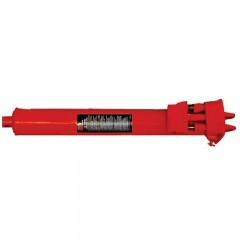 Lev hidraulikus tartós prés, két pumpás 5 tonna, 620-1100mm