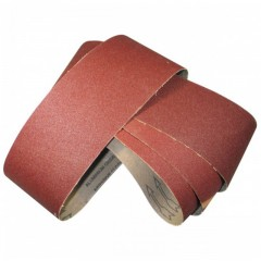 Flexmann For Cut végtelenített csiszolószalag vászon alapú 75x475mm P60, fa, fém