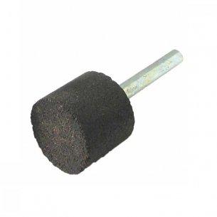 Flexovit csapos bakelit kötésű korong 20x30x6mm A30 RB fekete, fém-inox