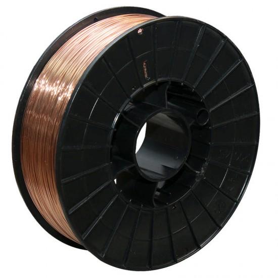 Flexmann hegesztő Co2 huzal SG2 1,0mm/15kg műanyag dobon