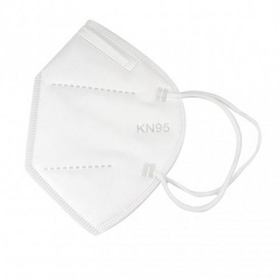 Pormaszk KN95, FFP2/N95 szelep nélkül, ÁR 1db-ra értendő, 20db/doboz