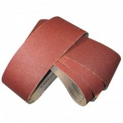 Flexmann For Cut végtelenített csiszolószalag vászon alapú 75x610mm P120, fa, fém