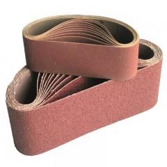 Flexmann For Cut végtelenített csiszolószalag, vászon alapú 100x560mm barna, fa, fém