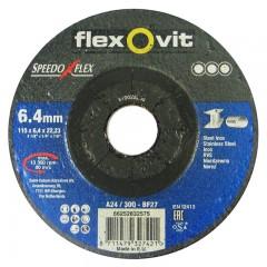 Flexovit Speedoflex tisztítókorong BF27, fém-inox